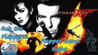 Flapper Game Night w/ GoldenEye 007 & Pokemon Emerald