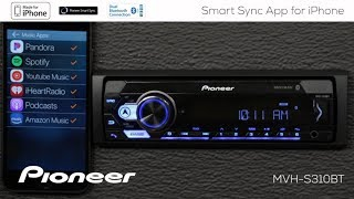 How To - Connect Smart Sync app with iPhone to Pioneer in-dash Receivers 2018