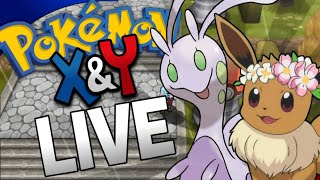 I DID SOME SPECIAL TRAINING ! | Pokemon X LIVE !