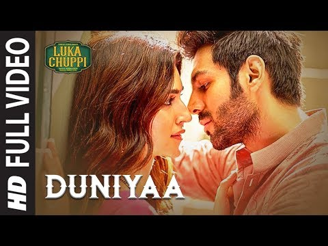 Download Lagu  Luka Chuppi: Duniyaa Full  Song | Kartik Aaryan Kriti Sanon | Akhil | Dhvani B Mp3 Free