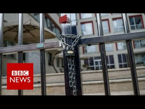 Has Turkey's purge gone too far? BBC News
