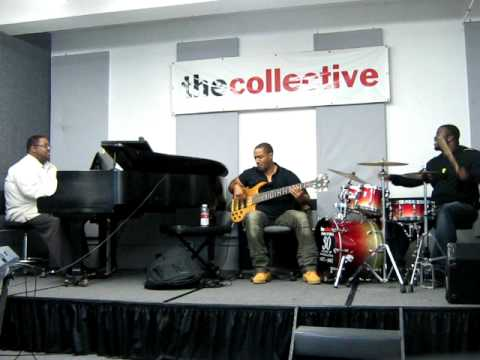 Reggie Young, Chris Coleman&Arcell Vickers Do Clinics At The Collective NYC