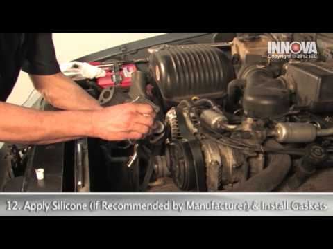 How to change Water Pump - 1996 Chevy Suburban