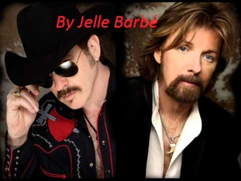 Brooks & Dunn - The Trouble With Angels