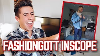 INSCOPE21 DER FASHIONGOTT! - Meine Reaktion! 👕🙄