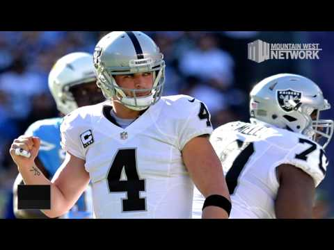 Former Bulldog Derek Carr Becomes Highest Paid Player in NFL History