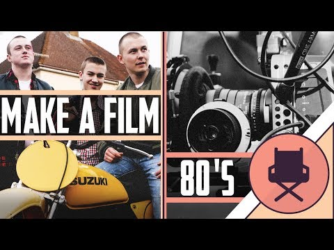 Make an 80's film | Behind the Scenes