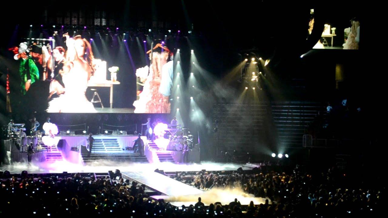 Jennifer Lopez Concert Atlanta Philips Arena 2012