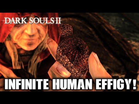 Dark Souls II: Infinite Human Effigy Glitch in Majula! (Bonfire Ascetic Exploit)