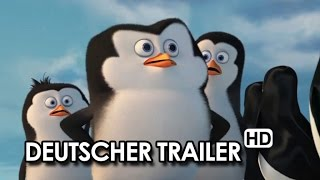 DIE PINGUINE AUS MADAGASCAR Trailer #3  Deutsch German (2014) HD