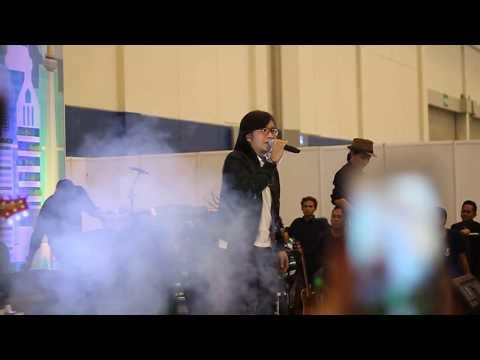 Ari lasso - Mengejar matahari Live performance