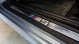 BMW E39 5-Series Door Sill Replacement