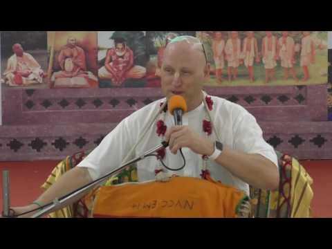 Vaisesika Prabhu Pune Visit 7th Oct 2016 Seminar on Book Distibution