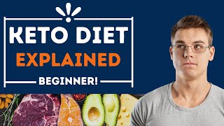 What is Keto Diet? Low Carb, High Fat! Ketosis for Beginners