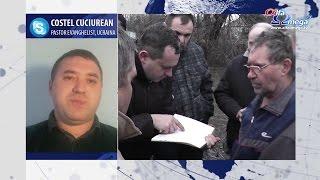 RSP - UCRAINA: Ce fac romanii pentru a ajuta Estul Ucrainei si a face misiune
