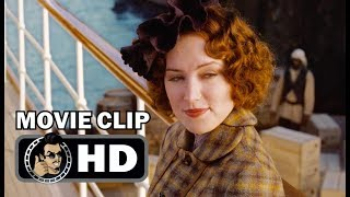 MURDER ON THE ORIENT EXPRESS Movie Clip -I Know Your Mustache (2017) Daisy Ridley Kenneth Branagh HD