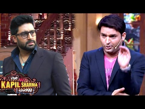 Kapil Sharma INSULTS Abhishek Bachchan On His Show During Housefull 3 Promotions