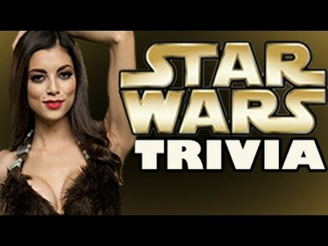 Star Wars STRIP Trivia with LeeAnna Vamp