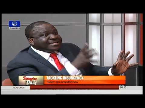 Security Experts Examine Nigeria's Renewed Fight Against Terror Prt 3