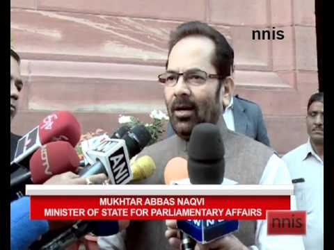 Kumari Selja Keeps Changing Statement – Naqvi