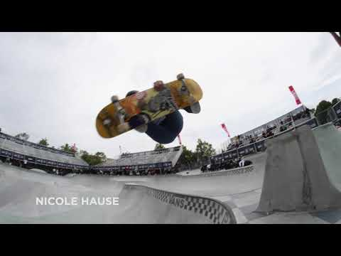 Semifinal Highlights - Women's Pro Tour | Malmo, Sweden | 2018 Vans Park Series