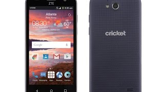 ZTE Overture 2 Hard Reset and Forgot Password Recovery, Factory Reset