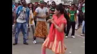 ICC World Twenty20 Bangladesh 2014 Flash Mob   Pabna University of Science   Technology  PUST