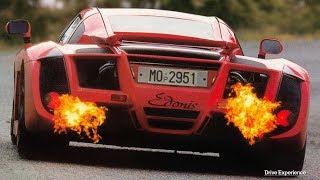 Materazzi Racconta: La Edonis e il fallimento della Bugatti italiana - Davide Cironi (SUBS)