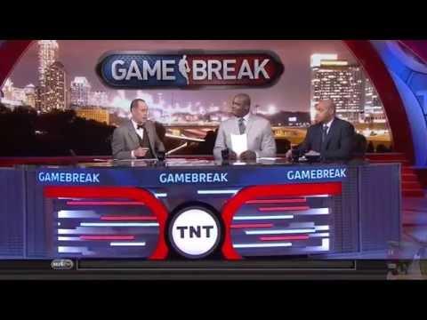 Inside The NBA (on TNT) Game Break – Dallas vs. Thunder/Spurs vs. Clippers – February 21, 2015