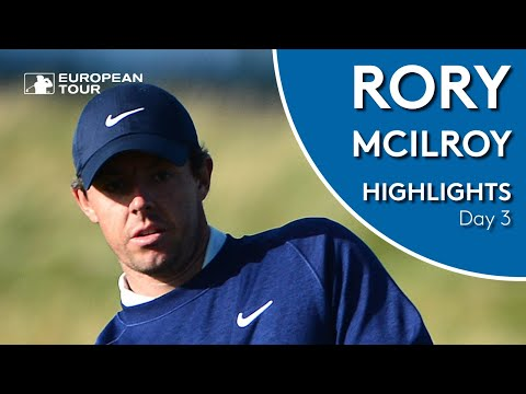 Rory McIlroy Highlights | Round 3 | 2019 Alfred Dunhill Links Championship