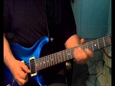 Spyros Delta - Socrates (John Spathas) - Lady - Guitar Cover (left Channel)