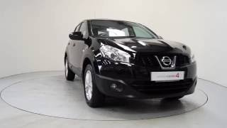 Used 2014 Nissan Qashqai | Used Nissan NI | Shelbourne Motors NI | FXZ5177