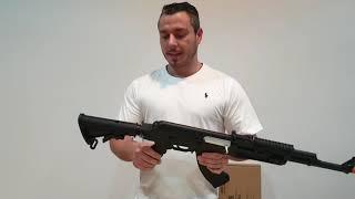 JinMing AK47 J11 & Gearbox Review - Renegade Blasters - NextGen Toy Guns