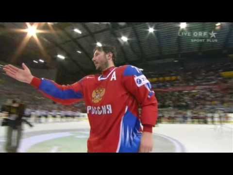 RUSSIA - CANADA 2:1 █ IIHF WC 2009 FINAL █ ALL GOALS ЧМ ФИНАЛ  Россия Канада