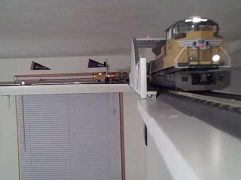 Fairchild Junction Ceiling Train Youtube
