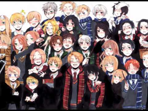 [aph] - Hetalia Amv - We Are Young By Fun. video
