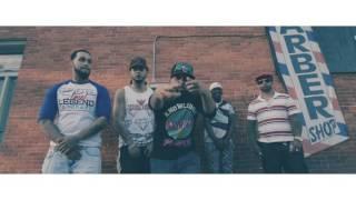 Utica Cypher 2015 Official Video (Blaze, Silence, Merk, Martini & Ty Da Tyrant)