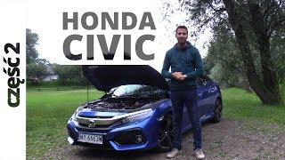 Honda CIvic 5D 1.5 VTEC Turbo 182 KM, 2017 - techniczna część testu #347