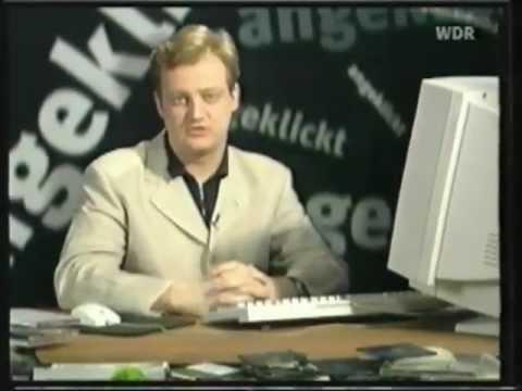 1999-01 WDR AKTUELLE STUNDE - Jörg Schieb Erklärt Das Internet