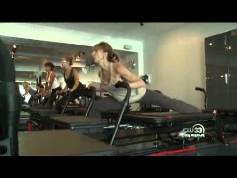 Pilates Revolution (CW33 News)