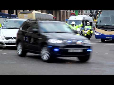 Metropolitan Police + British Transport Police - Special Escort Group + Incident Response Unit