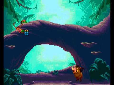 The Lion King - Lion King, The (GEN) - Bug Toss - User video