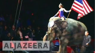 Most famous US circus performs for last time after abuse allegations