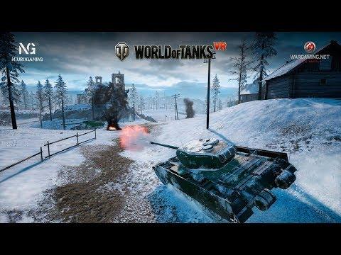 Трейлер World of Tanks VR