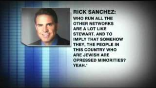 CNN Anchor Rick Sanchez Ousted Over 'Bigot' Comments