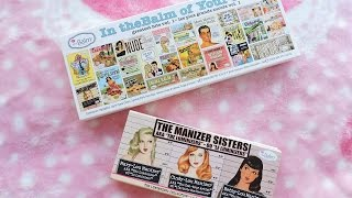 In the Balm of Your Hand ve The Manizer Sisters İncelemesi