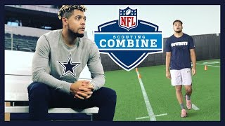 DALLAS COWBOYS HIGHLIGHTS NFL TRYOUT !! 2HYPE FOOTBALL !!