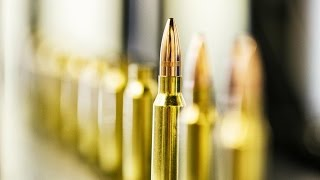 How Ammo is made - Ammoload machines loading ammo at Shot Show 2015