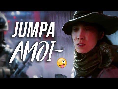 OOHAMI Jumpa Amoi? 😏 - BATTLEFIELD 4 Gameplay Walktrough ''PART 4''