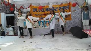 Phir bhi Dil hai Hindustani dance video !! Republic Day !! Arjun Baghel 11124 !!